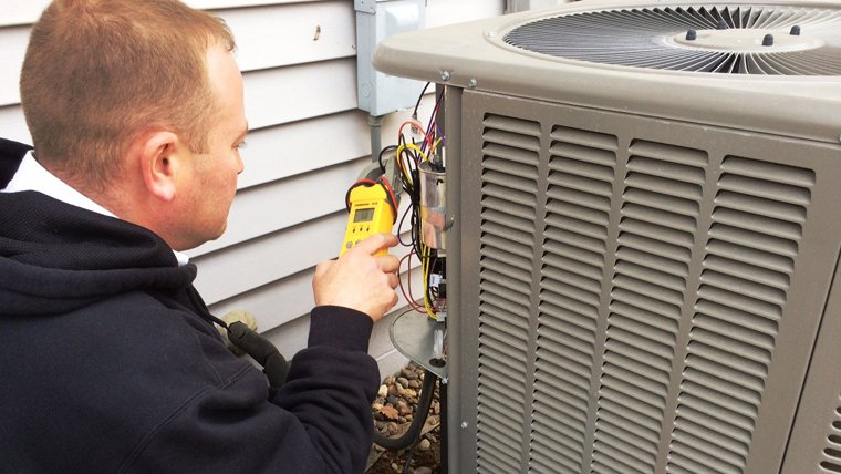 Our HVAC experts provide heat pump repair that gets to the root of the problem.