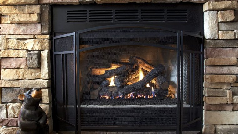 Stay warm with gas fireplace service that takes care of any issue.