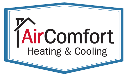 AirComfort Heating and Cooling Logo